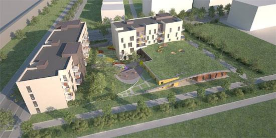 albedo ing nierie environnementale concours conception r alisation de 40 logements neufs bbc. Black Bedroom Furniture Sets. Home Design Ideas